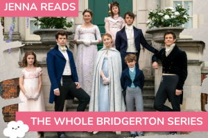 I Read the Whole Bridgerton Series This Month!