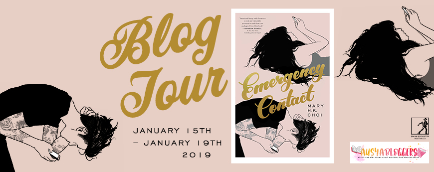 Giveaway & Blog Tour: 5 Things I Liked About Emergency Contact