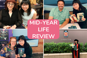 Jenna's Mid-Year Life Review