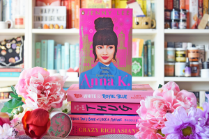 2 Fun Asian Contemporary YA Reads: Fake It Till You Break It & Anna K