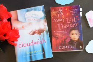 Asian Book Reviews: Cloudwish & Mao's Last Dancer