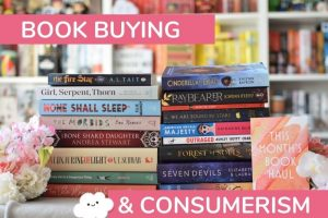 Book buying, consumerism & being judged: A RANT