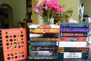 Indulgence Insider #37 – Massive Book Haul & 2000 Twitter Followers!