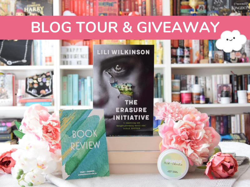 Blog Tour & Giveaway: The Erasure Initiative by Lili Wilkinson