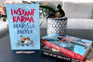 New YA Contemporary Romances: Dash & Lily and Instant Karma Reviews