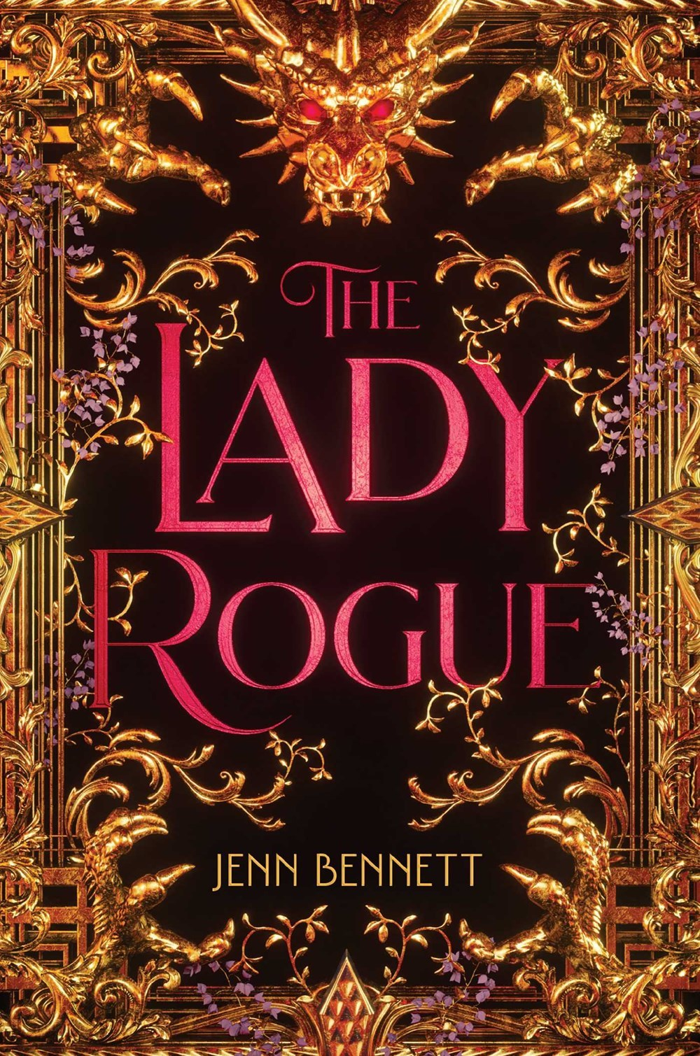 The Lady Rogue by Jenn Bennett