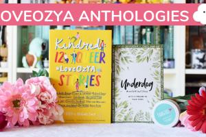 #LoveOzYA Anthologies: Kindred and Underdog