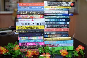 My Huge September and October Book Haul