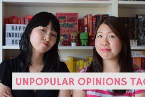Unpopular Opinions Video & Popular Books I Didn't Love